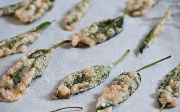 Salvie e Patate Fritte - San Sisto